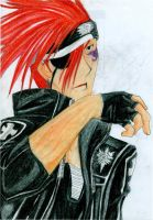 Lavi of D Gray Man by Blackarmoredsage