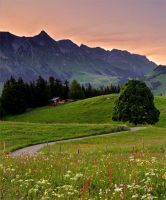 More Alps by Fishermang