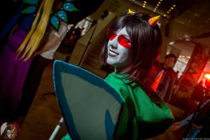 God Tier Terezi Cosplay by Sioxanne