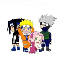 Team 7 by ZettaSexy123