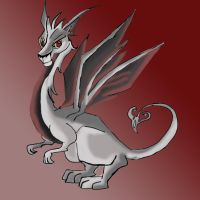 dragon wings by lindaatje