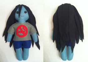 Marceline the Vampire Queen Plush by Shabti
