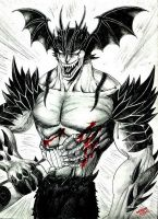 Devilman 2 by asgardknight