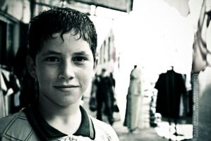 Nabulsi Kid by Muhanned