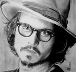 Johnny Depp by AHenriques