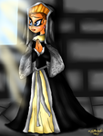 Catherine of Aragon by lollypop081