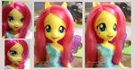 Repaiant - Fluttershy by Piquipauparro