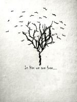In him we are set free... by UltraViolet1197