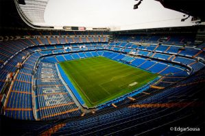bernabeu stadium by mivad