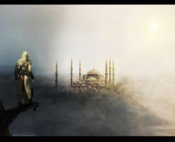 Assassin Creed Scene by Secr3tDesign