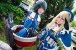 Kantai Collection - Takao x Atago by Xeno-Photography
