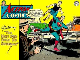Action Comics 192 by Superman8193