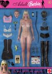 Adult Barbie Doll - Tattoo Edition by DevilishlyCreative