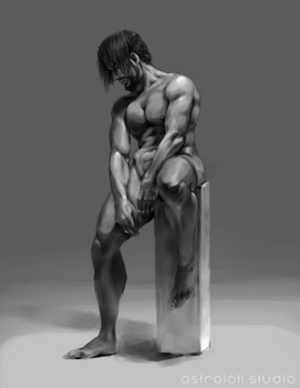 Anatomy Photo-Study | McCree by Astrolotl