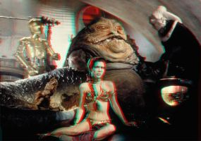 In Jabba's Palace 3-D by MVRamsey