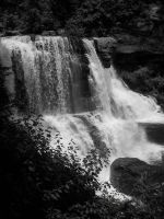 Black Water Falls by PhotoBoothLoveXx