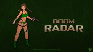 Doom Radar by AnutDraws