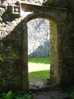 Old Doorway.. by WelshDragonStockNArt