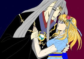 Tenkou has catched the Empress - A new Beginning by YuiHongo--Gi