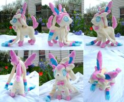 Ninfia Sylveon More Views by dollphinwing
