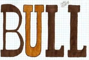 Bull by 666bloodyhell666