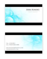 bussiness card by erichilemex
