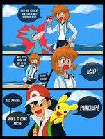And Pikachu.. by himanuts