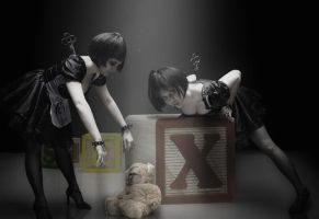 Living Doll: The helpers by adrielus
