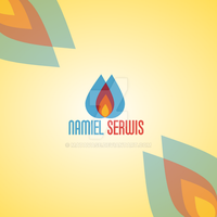 Water Heaters Service Logo by Matavase