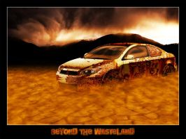Beyond the Wasteland by Call1800MESSIAH