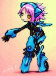 Mech kitty something whatever? by Mikeinel