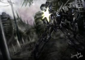 Armored Core by doneplay