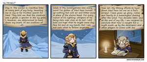 XNN Comic: All For Nault by bchart
