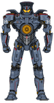 Gipsy Danger by alexmicroheroes