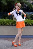 Super Sailor Venus 2 by shinigamimeroko