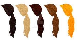 Hairstyles by creative-candy