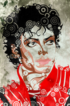 MJ Thriller by LegacyArtist