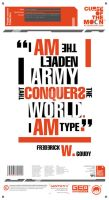 I am Type by typoholics