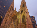 St. Patrick's Cathedral by dailyintakes