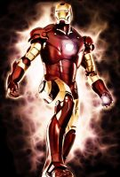 Iron Man by garnettrules21