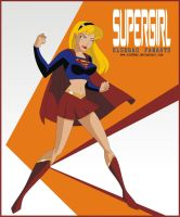 SuperGirl 2015 by els3bas
