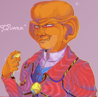 Quark by tamimio