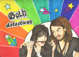 the Goth Detectives by lizziep