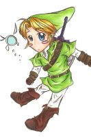 Chibi Link request by kimiko-fullmoon