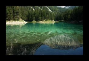 The Green Lake by WotansKriegerin