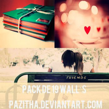 Pack de Wall's by pazitha