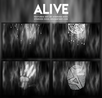 Alive Textures Set By Starved-soul by Starved-Soul