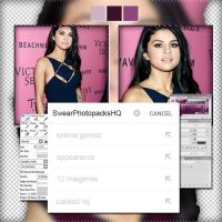 Photopack 322: Selena Gomez by SwearPhotopacksHQ