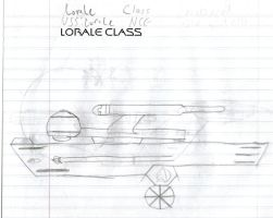 Lorale Class Paper Drawing by kaisernathan1701