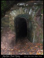 Tunnel Doorway Stock by Meta-Stock